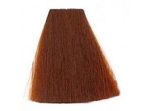 KALLOS KJMN Barva na vlasy s keratinem a arganem - 7.34 Medium Golden Copper Blond