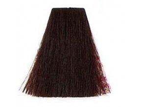 KALLOS KJMN Barva na vlasy s keratinem a arganovým olejem - 4.5 Medium Mahagony Brown