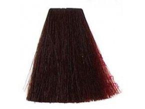 KALLOS KJMN Barva na vlasy s keratinem a arganovým olejem - 5.5 Light Mahagony Brown
