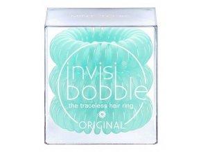 INVISIBOBBLE Original Mint To Be 3ks - Spirálová gumička do vlasů - světle zelená
