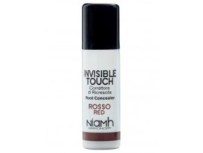 NIAMH HairKoncept RED Invisible Touch Root Concealer 75ml - korektor ve spreji - červený