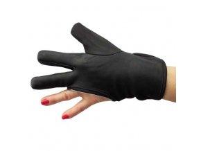 DUKO 3505 Teplu odolná ochranná rukavice na žehlení a kulmování vlasů - tří prstá