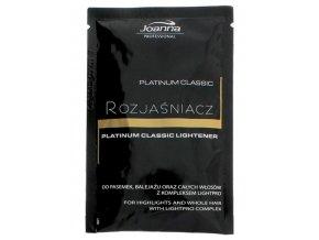 JOANNA Platinum Classic Lightener 40g - platinový melírovací prášek, zesvětluje o 6-7 tónů