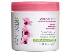 MATRIX Biolage ColorLast Mask 150ml - hluboko regenerační péče pro barvené vlasy