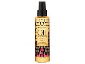 MATRIX Oil Wonders Egyptian Hibiscus Color Caring Oil 150ml - regenerační olej pro barvené vlasy
