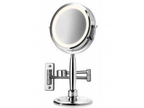 MEDISANA CM 845 Oboustranné kosmetické zrcátko s osvětlením 3v1 - průměr 13cm