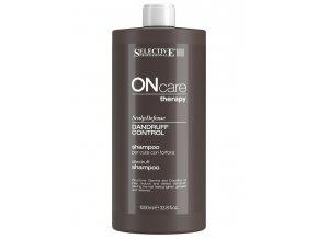 SELECTIVE ON Care Dandruff Control Shampoo - šampon proti lupům 1000ml