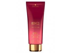 SCHWARZKOPF BC Oil Miracle Brazilnut Oil Shampoo 200ml - pro barvené a poškozené vlasy