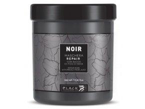 BLACK Noir Repair Maschera 1000ml - maska s extraktem z opuncie mexické