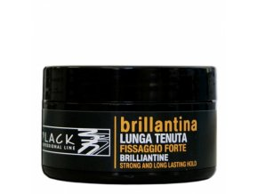 BLACK Professional Brilliantine Strong And Long Lasting Hold 100ml - brilantina na vlasy