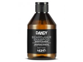 DANDY Beard And Hair Shampoo 300ml - Šampon na bradu, vousy a vlasy