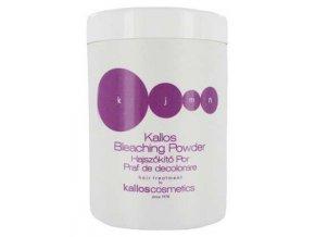 KALLOS KJMN Bleaching Powder 500g - melír na vlasy, bezprašný melírovací prášek