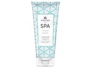 KALLOS SPA Replenishing Shower Gel 200ml - revitalizační sprchový gel