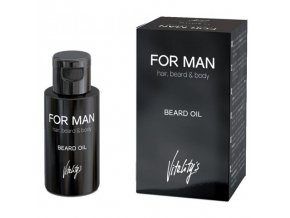 VITALITYS For Man Beard Oil 30ml - olej na vousy