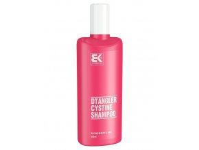 BRAZIL KERATIN Dtangler Cystine Shampoo 300ml - šampon pro poškozené a těžko rozčesatelné vlasy