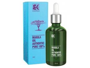BRAZIL KERATIN Marula Oil 50ml - 100% čistý přírodní olej z jader plodů stromu Marula