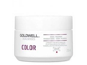 GOLDWELL Dualsenses Color 60sec Treatment 200ml - kúra pro barvené a tónované vlasy