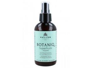 KALLOS Botaniq Superfruits Vegan Renewing Spray 150ml - obnovující sprej na poškozené vlasy