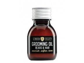 LUMBER CRAFT Grooming Oil 55ml - pečující olej na vousy