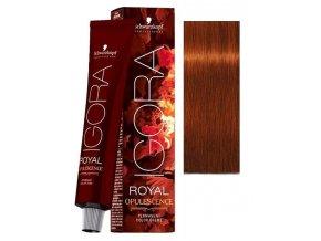 SCHWARZKOPF Igora Royal Opulescence 60ml - permanentní barva na vlasy - Fiery Copper 6-78