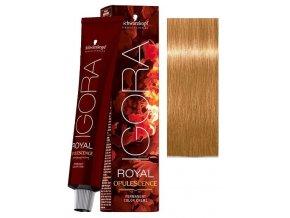 SCHWARZKOPF Igora Royal Opulescence 60ml - permanentní barva na vlasy - Golden Dawn 9-57