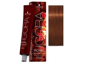 SCHWARZKOPF Igora Royal Opulescence 60ml - permanentní barva na vlasy - Royal Russet 5-67