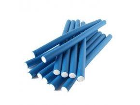 DNA Evolution BLUE Flex Rollers  12ks - papiloty na vlasy 14x240mm - modré