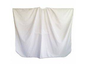 SALON KOMPLET Kadeřnická pláštěnka na stříhání vlasů MATRIX - bílá