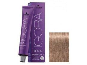 SCHWARZKOPF Igora Royal Fashion barevný melír na vlasy 60ml - Béžová fialová Extra L-49