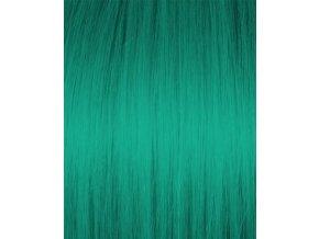 VIVIDKOLOR GREEN Bleaching And Coloring Cream 80ml - barevný melír - zelený