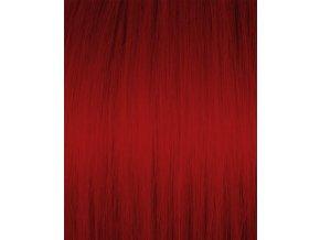VIVIDKOLOR RED Bleaching And Coloring Cream 80ml - barevný melír - červený