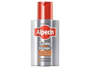 ALPECIN Tuning Coffein Shampoo 200ml - udržuje tmavé vlasy a zabraňuje vypadávání