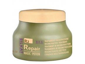 BES Silkat Repair R2 Magic Potion 250ml - Opravná a rekonstrukční kúra pro zničené vlasy