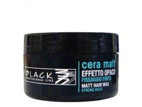 BLACK Professional Cera Matt Strong Hold 100ml - matující pasta pro tvarování účesu
