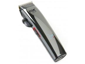 FOX Elegant Profesionální střihací aku strojek na vlasy a vousy s LCD displejem