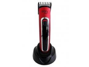 FOX Reggae Red Profesionální konturovací strojek na vlasy - červený