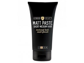 LUMBER CRAFT Matt Paste 150ml - matující pasta na vlasy a vousy