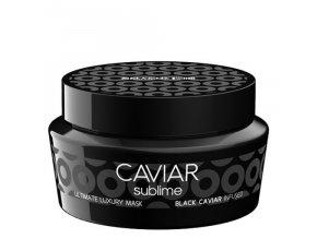 SELECTIVE Caviar Ultimate Luxury Mask 250ml - revitalizační maska pro oslabené vlasy