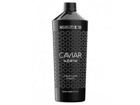 SELECTIVE Caviar Ultimate Luxury Shampoo 1000ml - revitalizační šampon pro oslabené vlasy