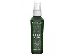 SELECTIVE Hemp Sublime Elixir 100ml - s konopným olejem pro suché a roztřepené vlasy