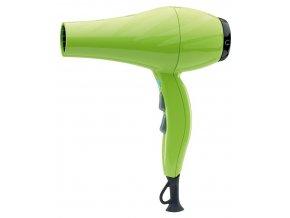 GAMMA PIÚ 6000 Color Verde Lemon 2000W - profesionální fén na vlasy - zelený