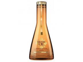 LOREAL Mythic Oil Shampoo For All Hair 250ml - olejový šampon pro jemné a normální vlasy