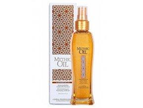 LOREAL Mythic Oil Shimmering Oil 100ml - luxusní třpytivý olej pro vlasy a tělo