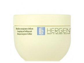 BES Hergen B3 Léčebná kúra 400ml - pro barvené, trvalené a oslabené vlasy