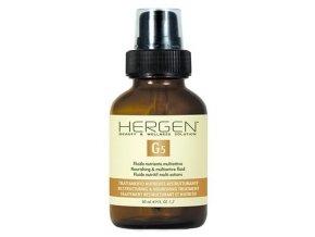 BES Hergen G5 Fluid 50ml - multiaktivní vyživující fluid na krepaté vlasy