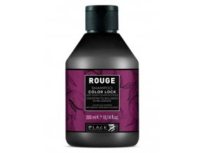 BLACK Rouge Shampoo Color Lock 300ml - Sulphate Free šampon pro barvené vlasy