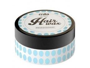 MILA Hair Cosmetics Hair Wax 50g - matný vosk na vlasy