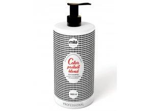 MILA Hair Cosmetics Color Protect Blond Shampoo 1000ml - neutralizuje žlutý odstín