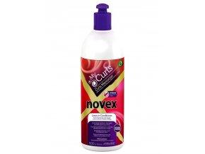 NOVEX My Curls Leave in Conditioner Intense 500g - pro křehké a husté vlnité vlasy