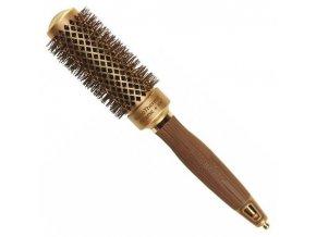 OLIVIA GARDEN NT-34 Nano Thermic Ceramic + ION - kulatý kartáč na vlasy 34mm